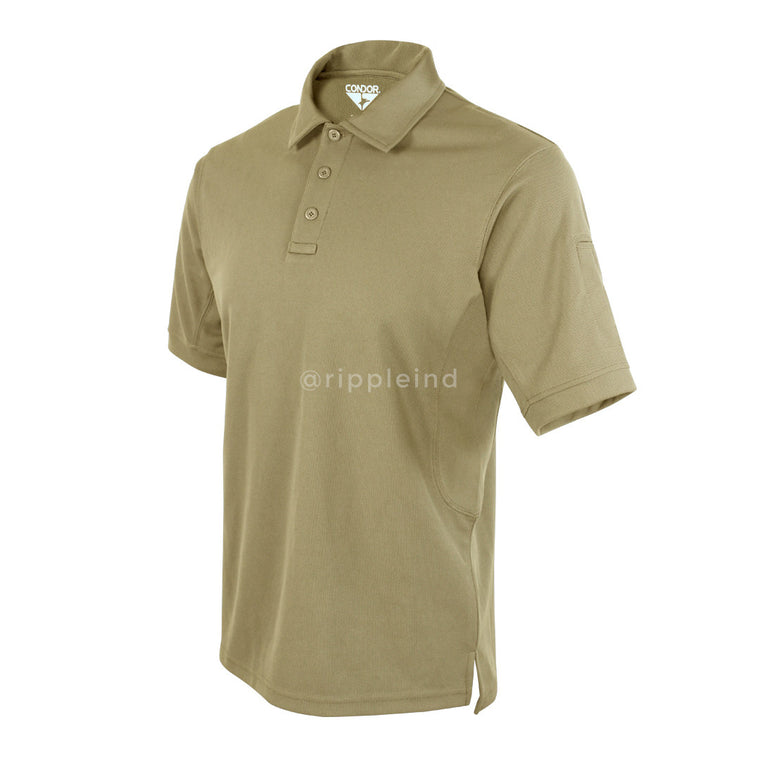 Condor - Sand - Performance Tactical Polo