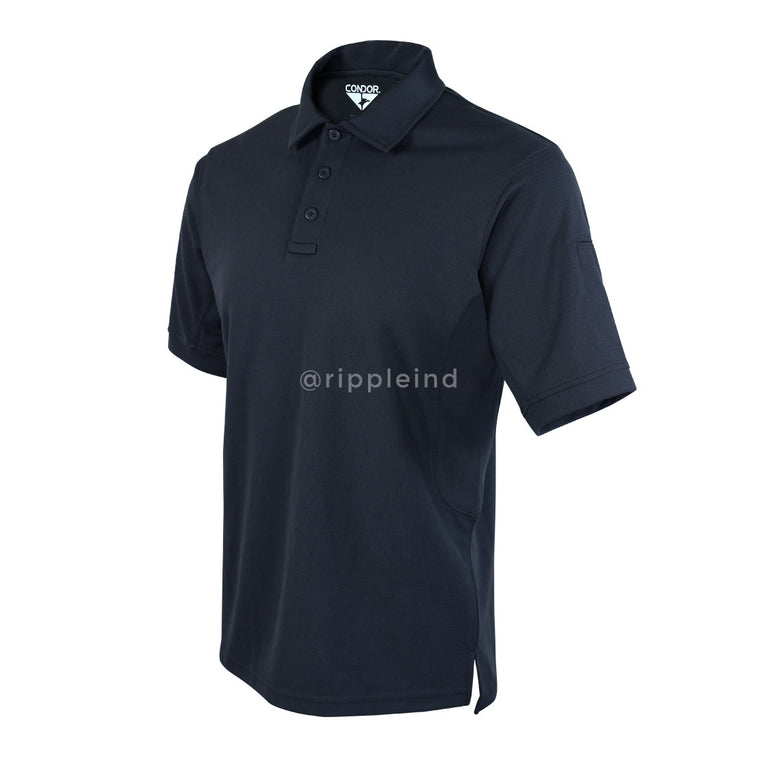 Condor - Navy Blue - Performance Tactical Polo