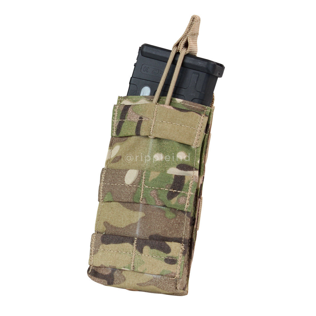 Condor - Multicam - Single Open Top M4 Pouch
