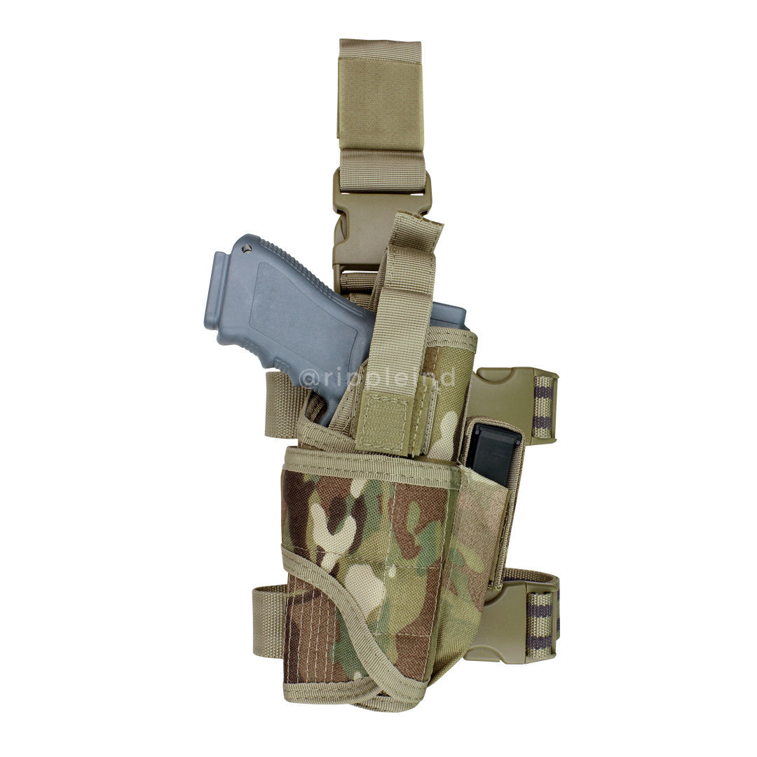 Condor - Multicam - Tornado Tactical Leg Holster (Right Handed)