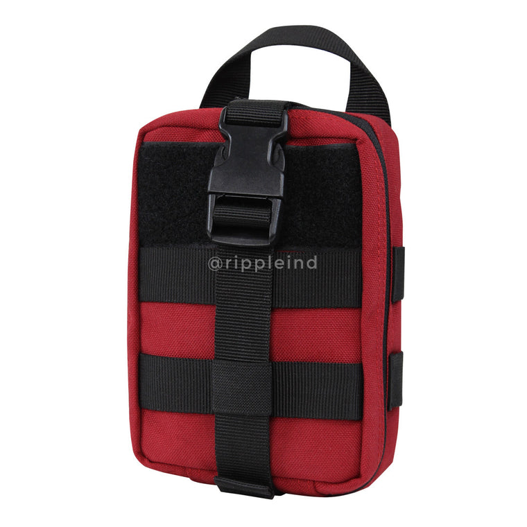 Condor - Red - Rip-Away EMT Lite Pouch