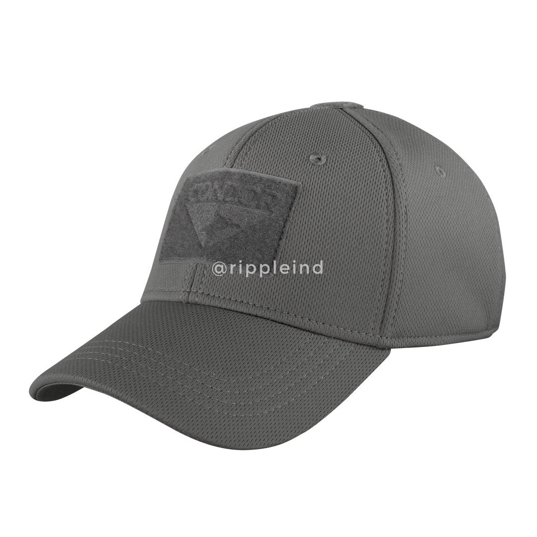 Condor - Graphite Grey - Flex Tactical Cap