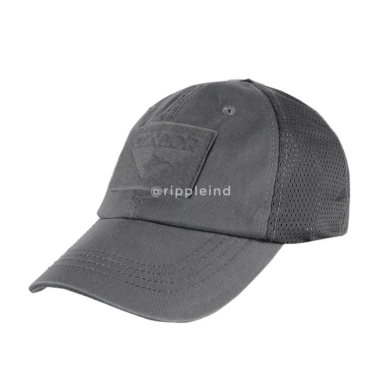 Condor - Graphite Grey - Mesh Tactical Cap