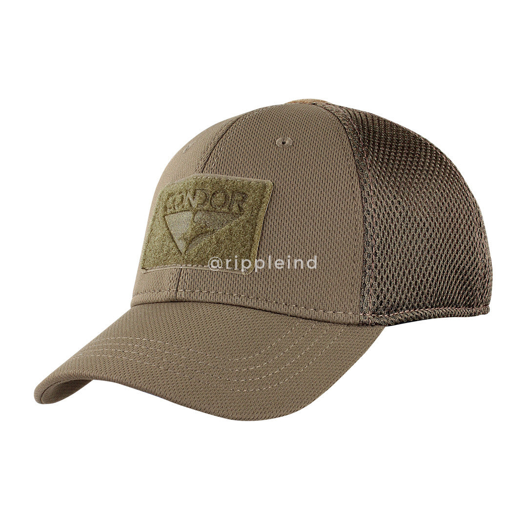 Condor - Brown - Flex Mesh Cap