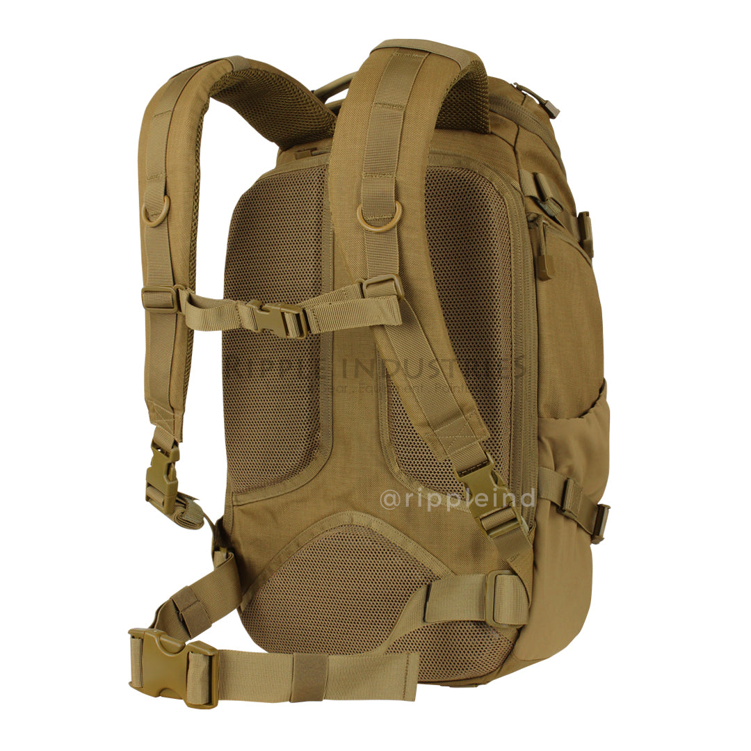 Condor - Black - Solveig Assault Pack Gen II