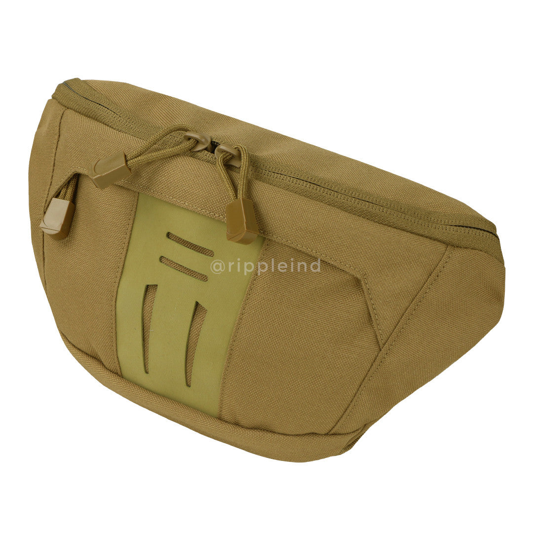 Condor - Coyote Brown - Draw Down Waist Pack GEN II