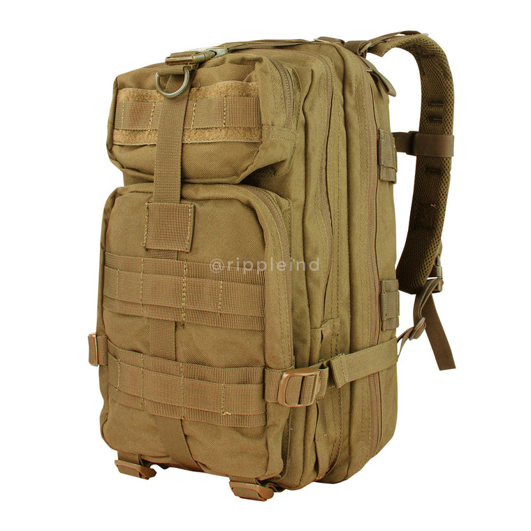 Condor - Coyote Brown - Compact Modular Style Assault Pack
