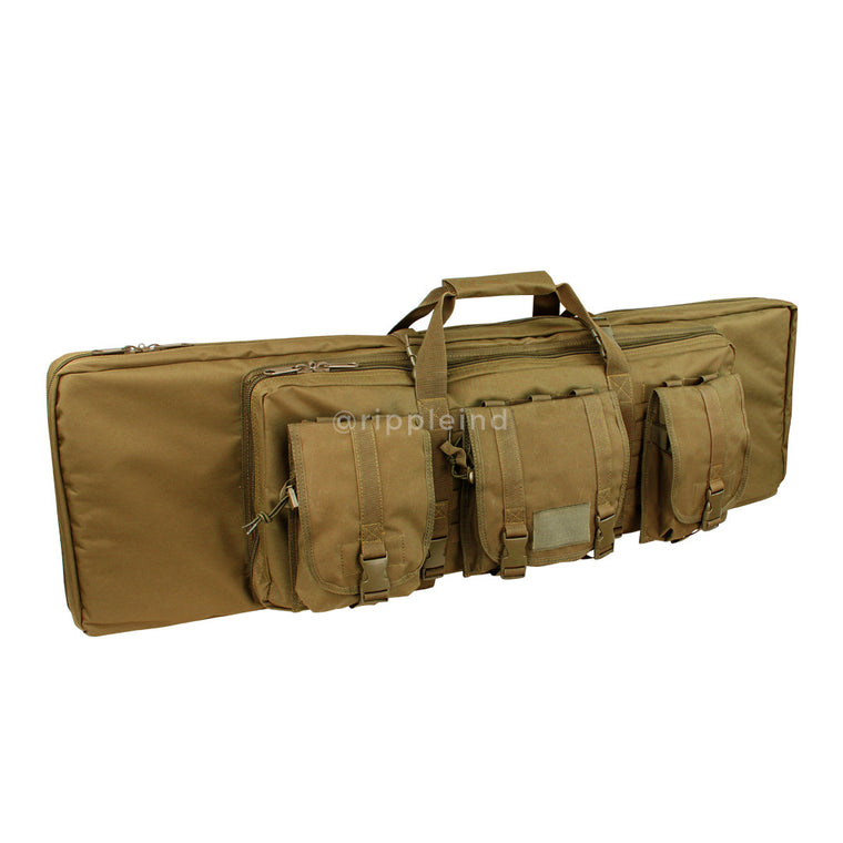 Condor - Coyote Brown - 36inch Double Rifle Case