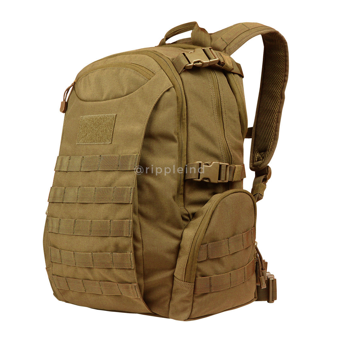 Condor - Coyote Brown - Commuter Pack