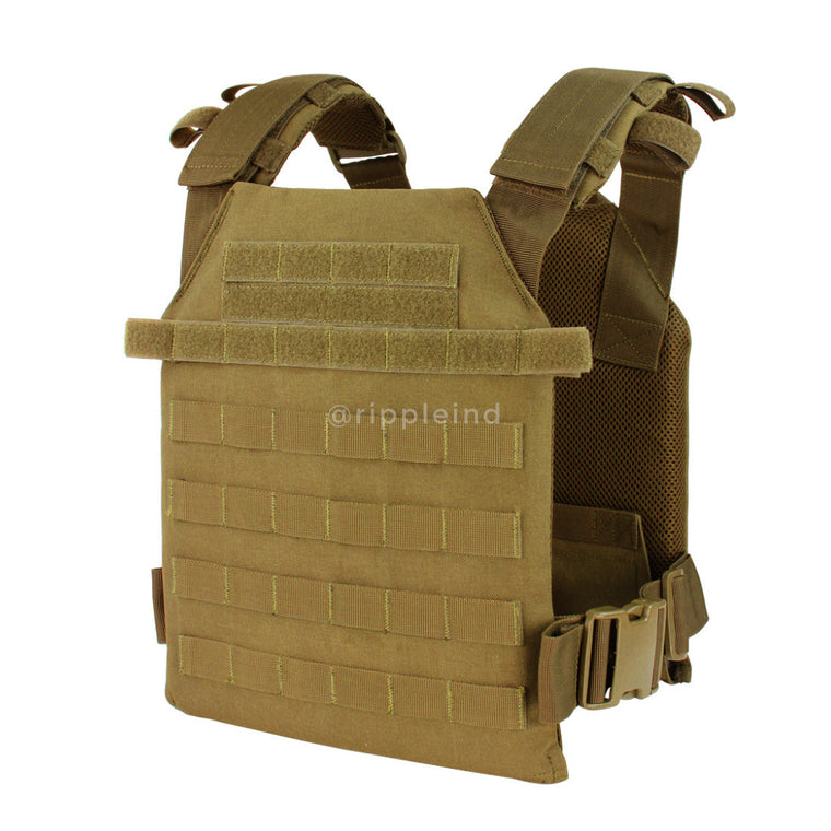 Condor - Coyote Brown - Sentry Lightweight Plate Carrier