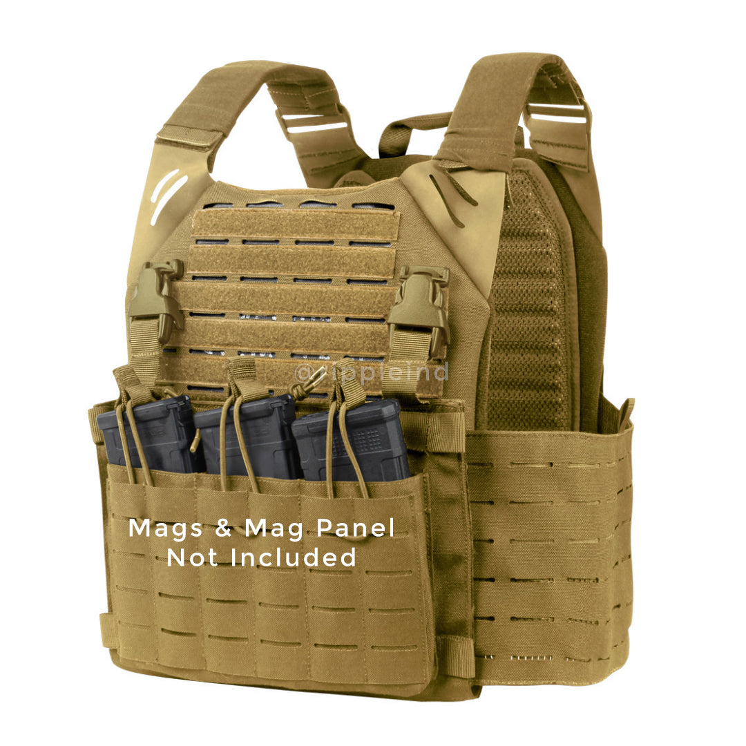 Condor - Coyote Brown - VAS LCS Vanquish Plate Carrier
