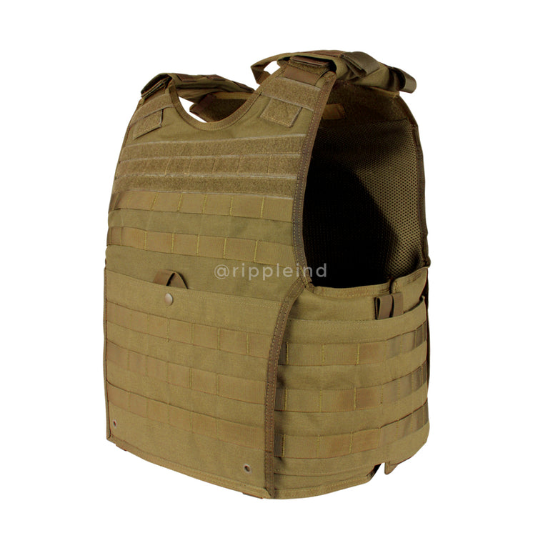Condor - Coyote Brown - Exo Plate Carrier (Gen2)