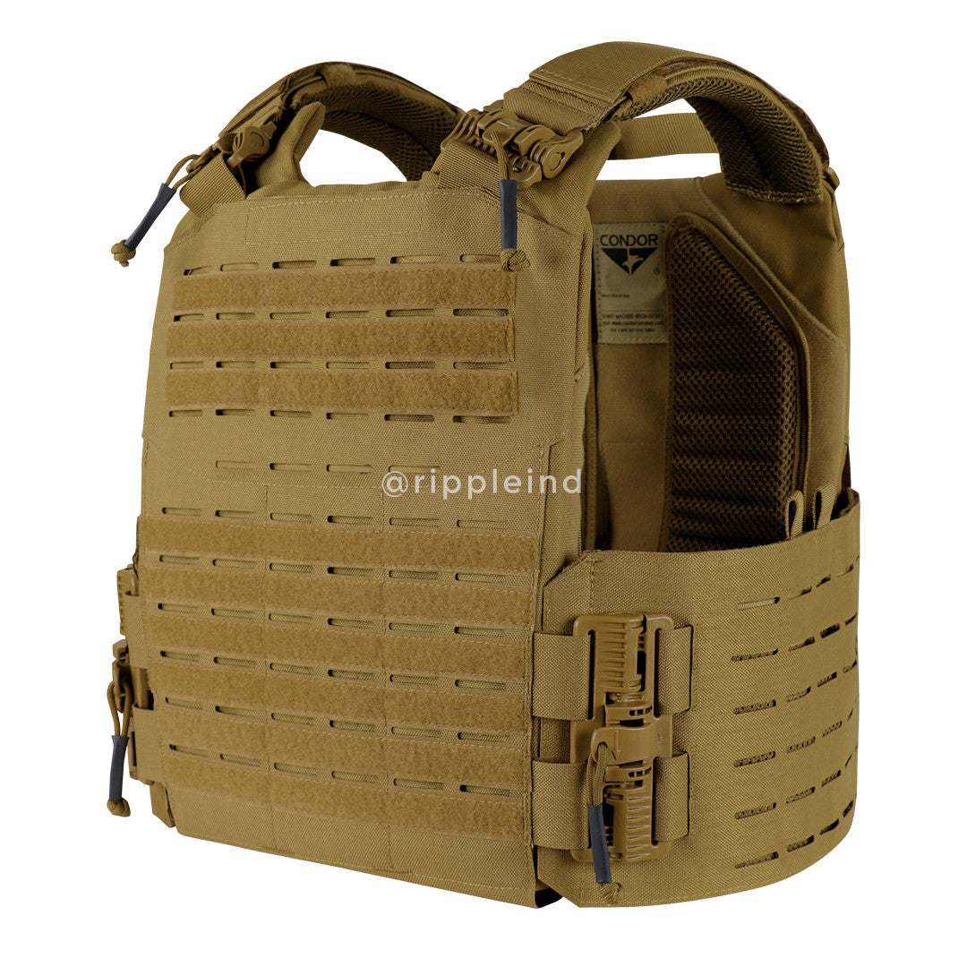 Condor - Coyote Brown - VAS Vanquish RS Plate Carrier