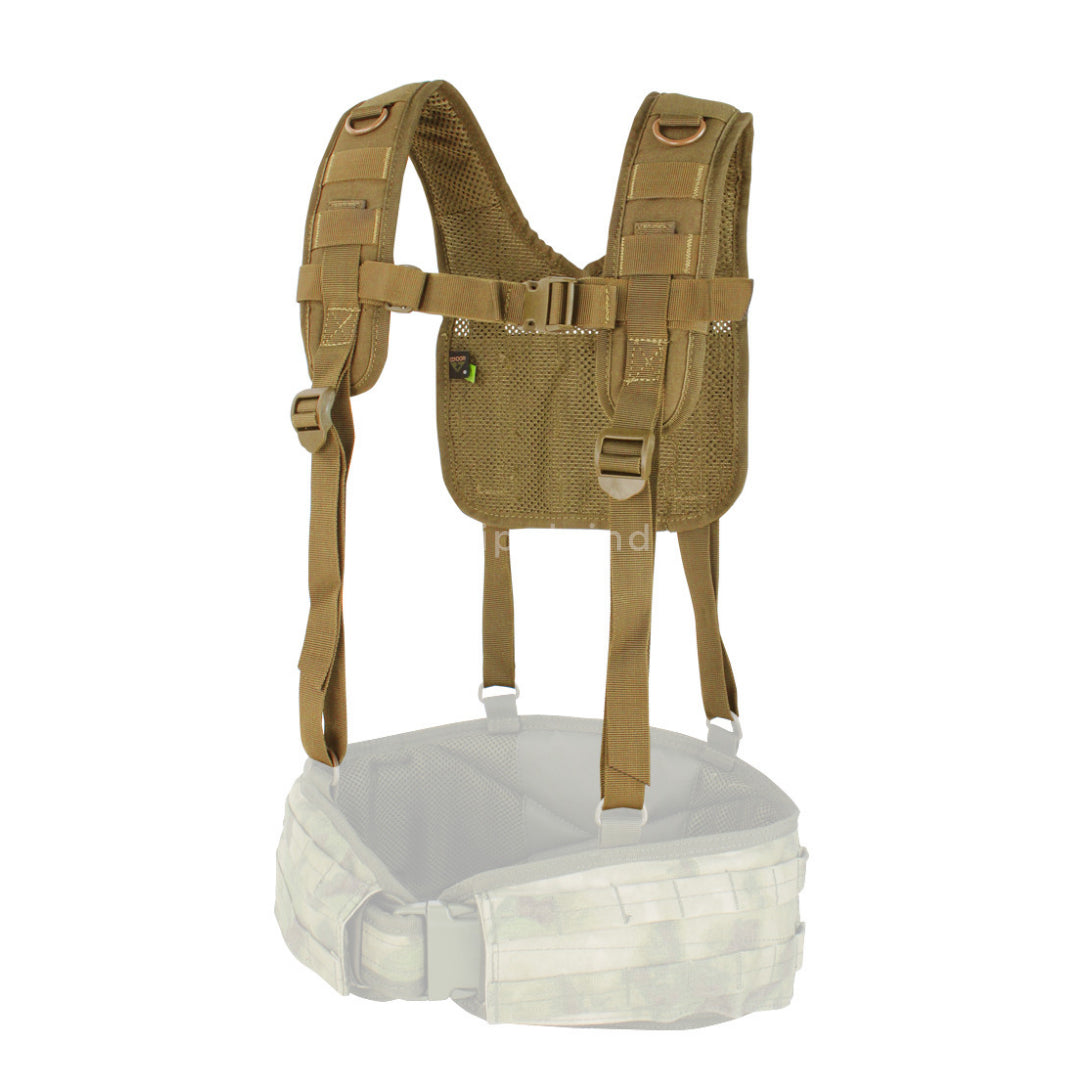 Condor - Coyote Brown - H-Harness