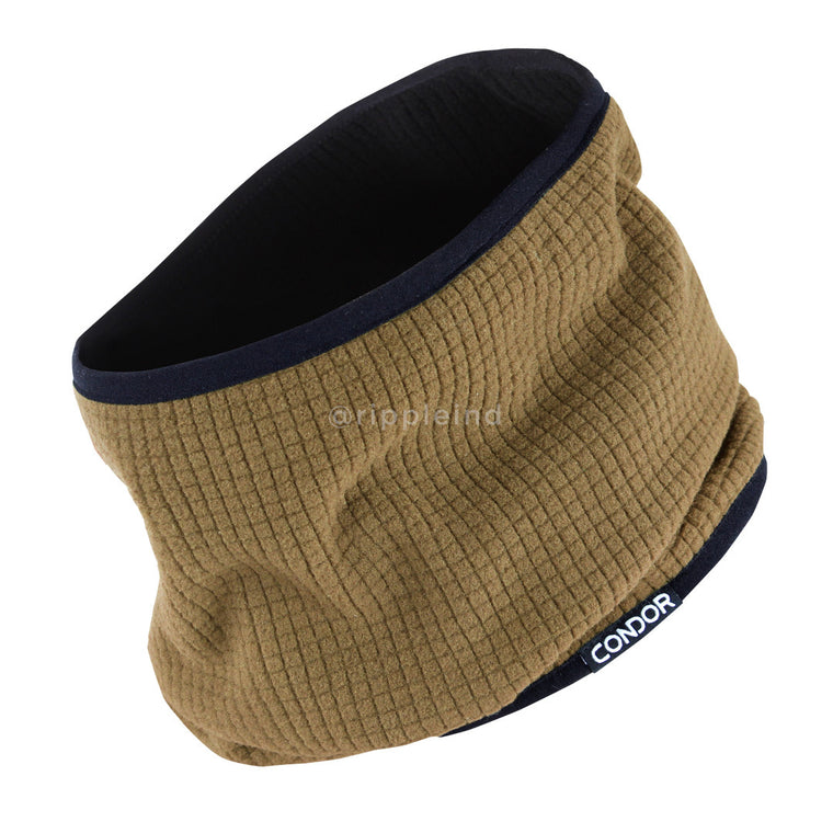 Condor - Coyote Brown - Reversible Neck Gaiter