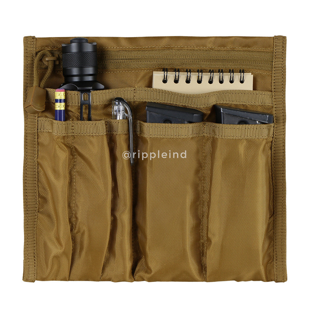 Condor - Coyote Brown - (Hook Back) VA Organizer