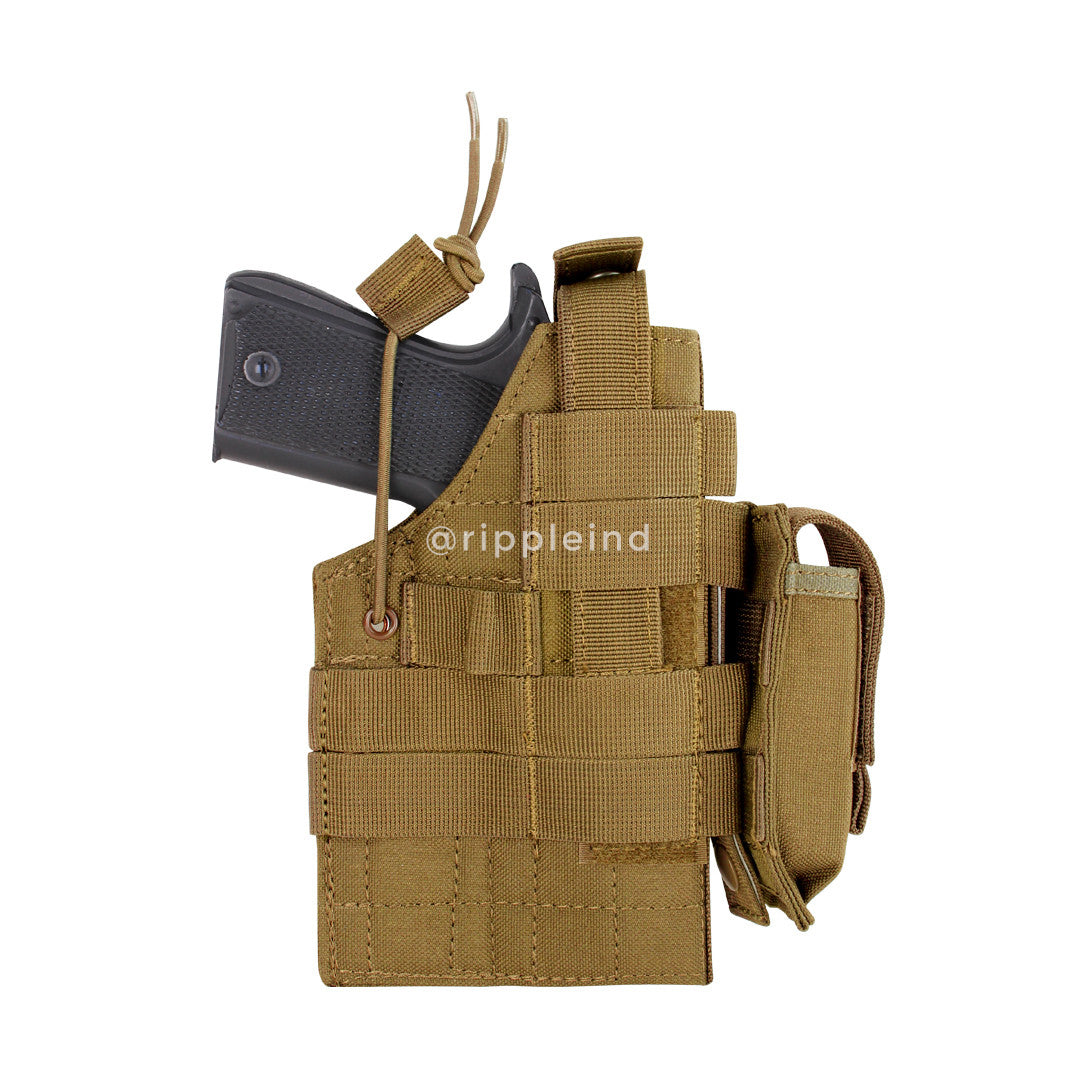 Condor - Coyote Brown - 1911 MOLLE Holster