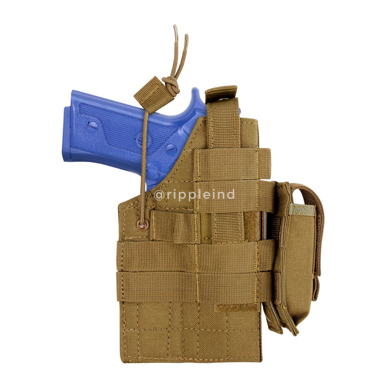 Condor - Coyote Brown - Beretta MOLLE Holster