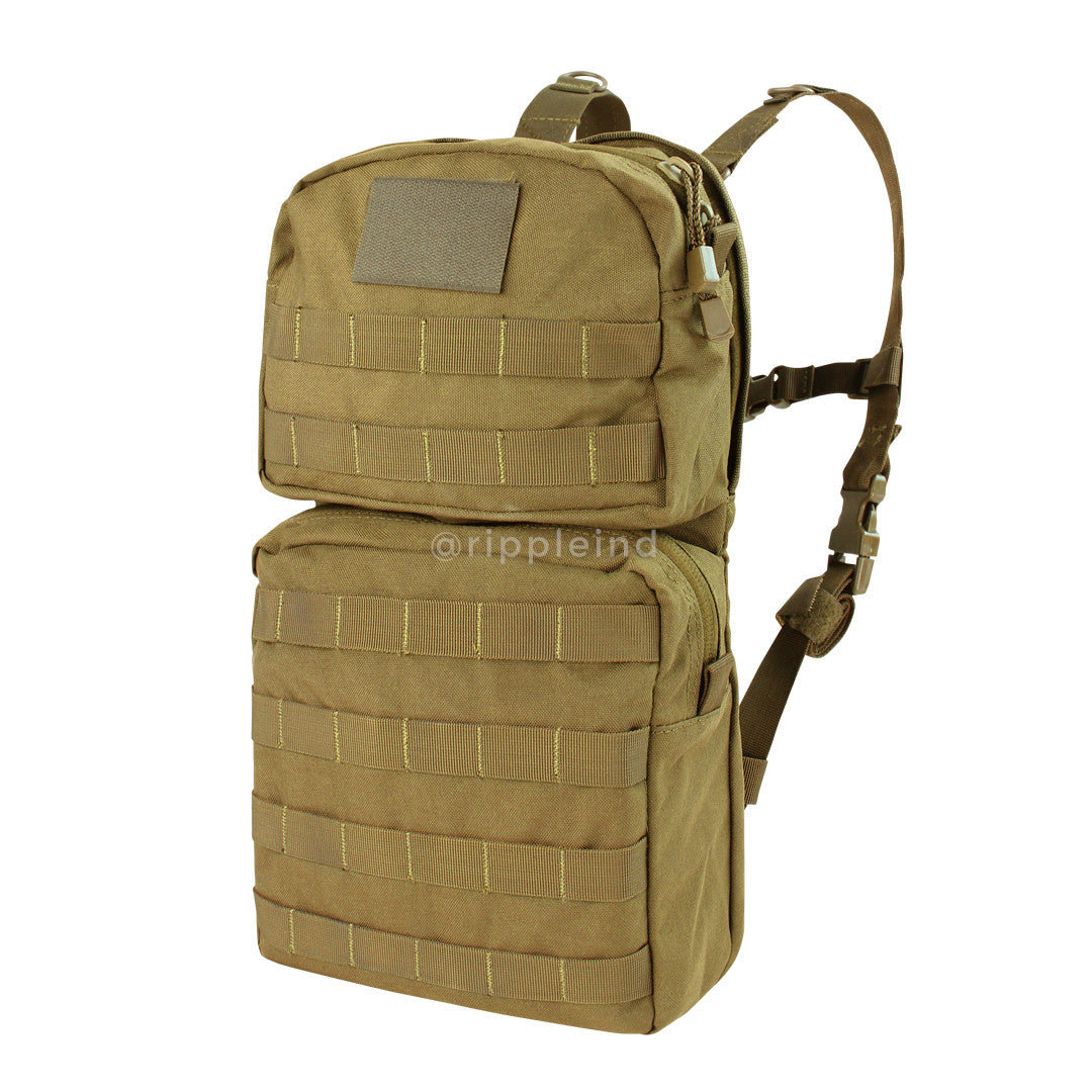 Condor - Coyote Brown - Hydration Carrier II