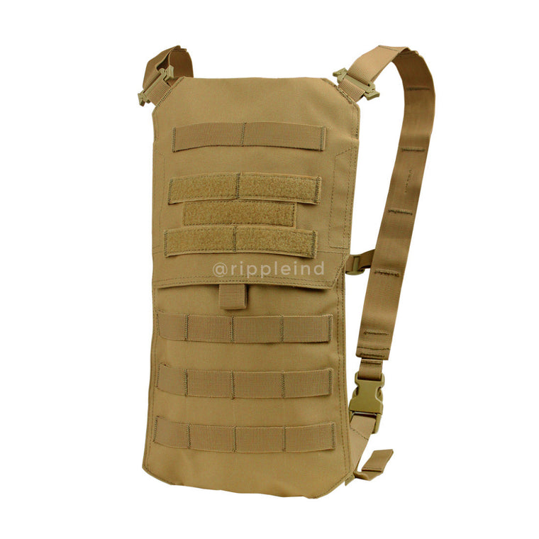 Condor - Coyote Brown - Oasis Hydration Carrier