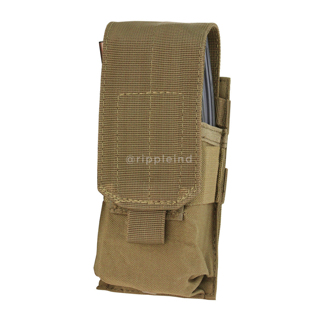Condor - Coyote Brown - Single M4 Pouch