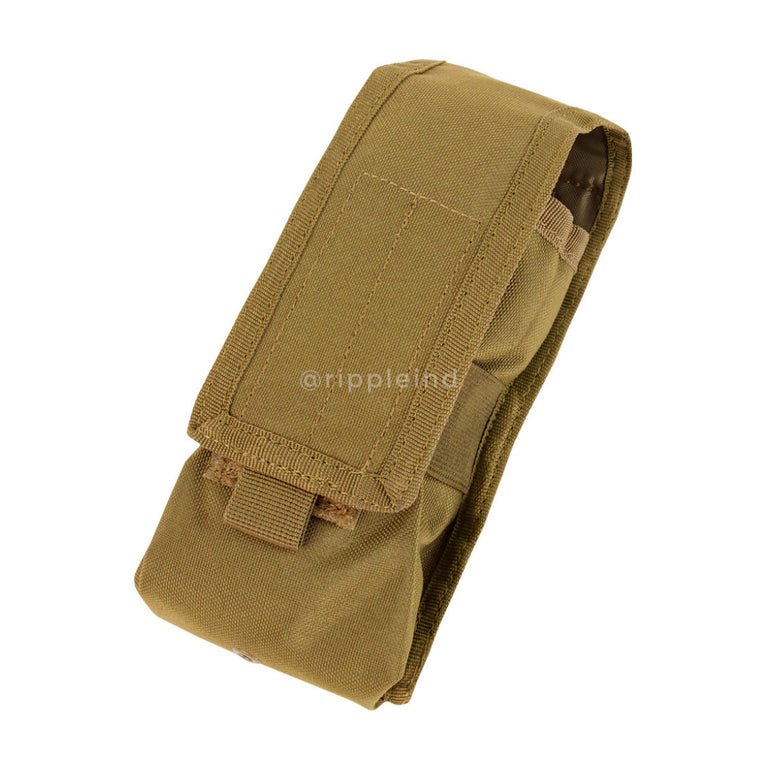 Condor - Coyote Brown - Radio Pouch