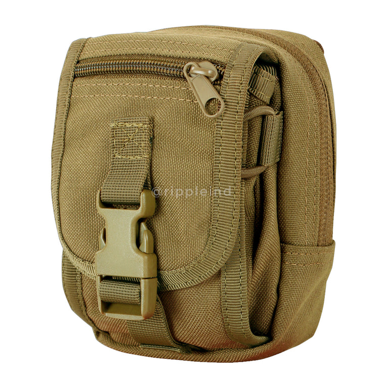 Condor - Coyote Brown - Gadget Pouch