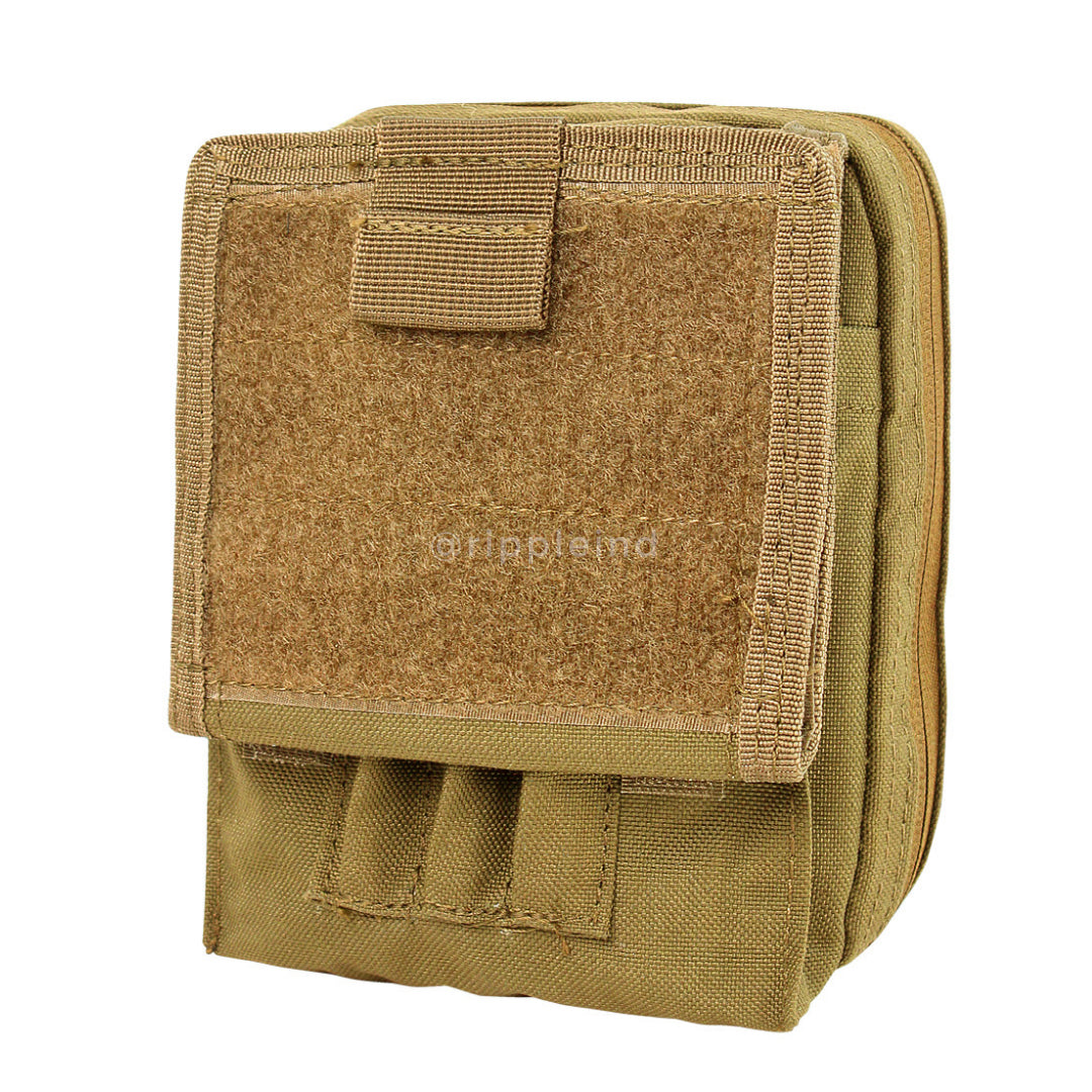 Condor - Coyote Brown - Map Pouch