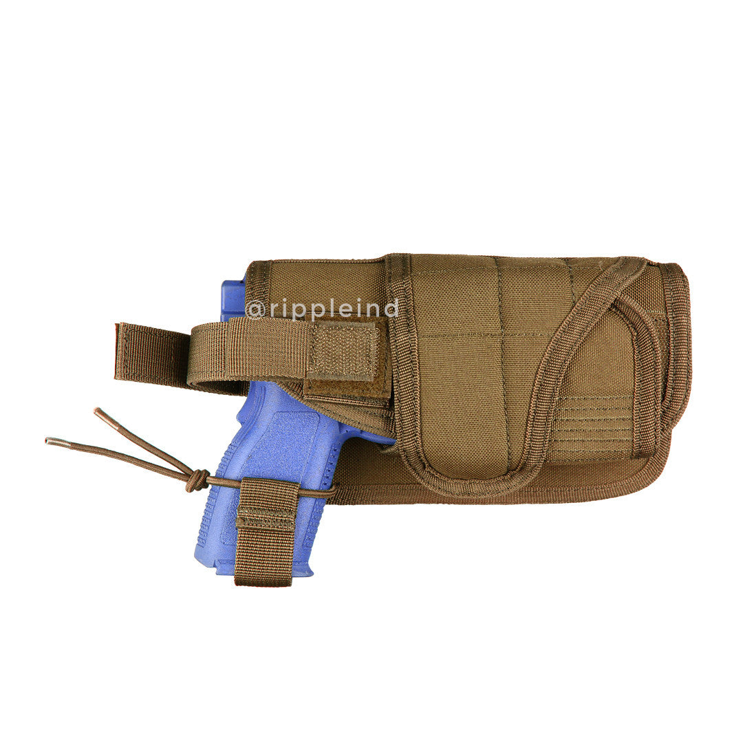 Condor - Coyote Brown - MOLLE Holster - Horizontal