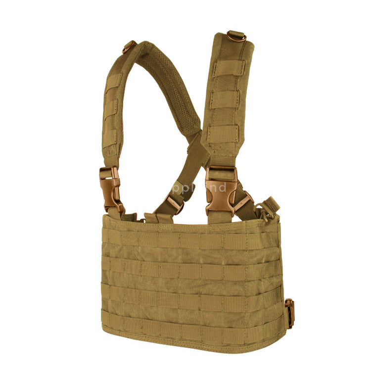 Condor - Coyote Brown - MCR4 Ops Chest Rig