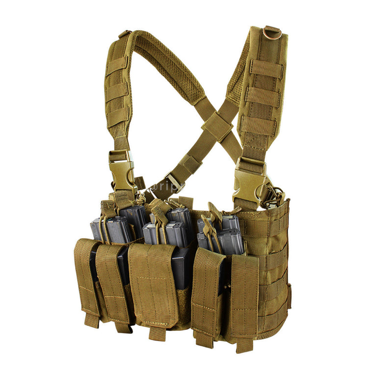 Condor - Coyote Brown - MCR5 Recon Chest Rig