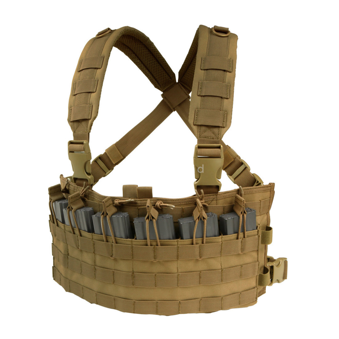 Condor - Coyote Brown - MCR6 Rapid Assault Chest Rig