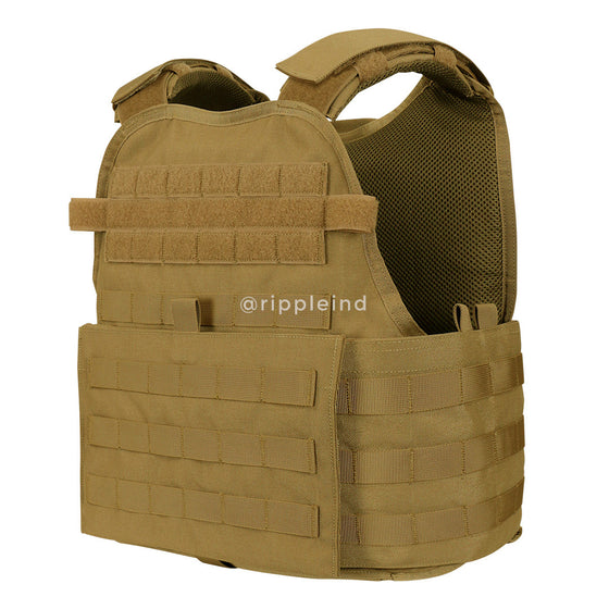 Condor - Coyote Brown - Modular Operator Plate Carrier (Gen 2)