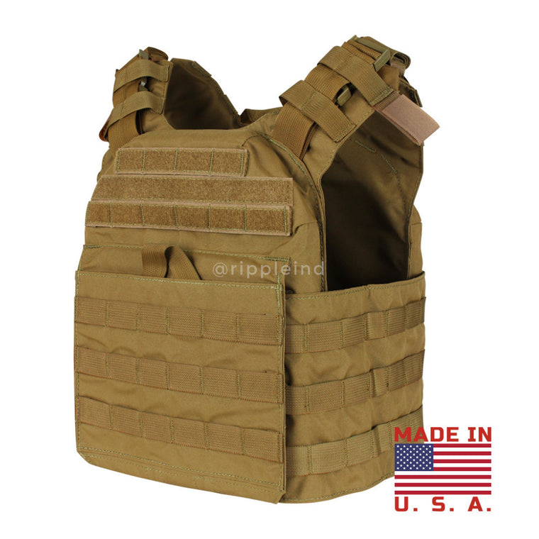 Condor - Coyote Brown - Cyclone Lightweight Plate Carrier