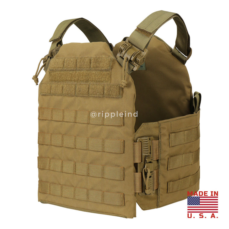 Condor - Coyote Brown - Cyclone RS Plate Carrier