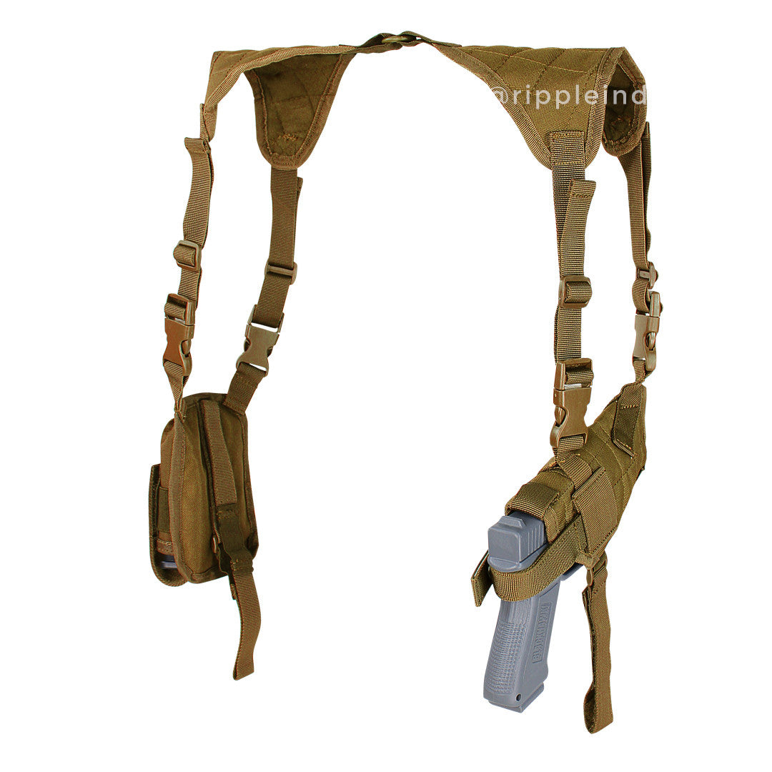 Condor - Coyote Brown - Universal Should Holster