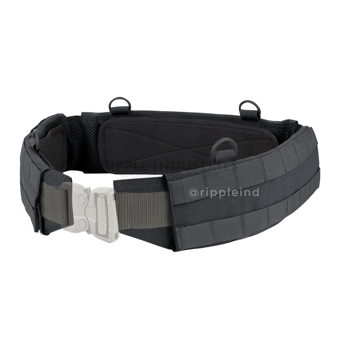 Condor - Black - Slim Battle Belt