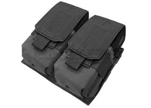 Condor - Black - Double M14 Mag Pouch