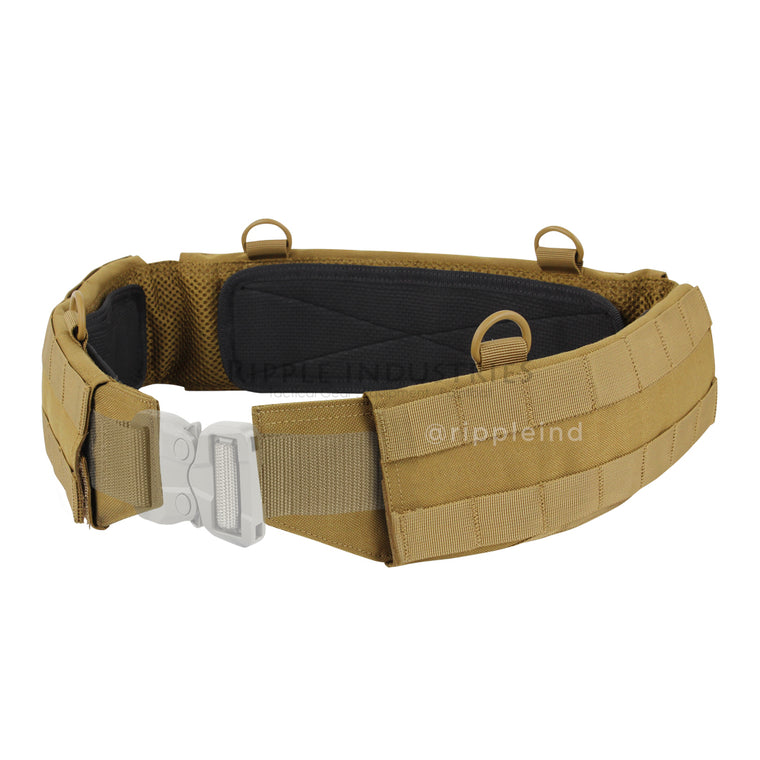 Condor - Coyote Brown - Slim Battle Belt