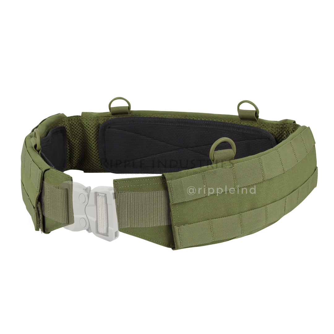 Condor - Olive - Slim Battle Belt