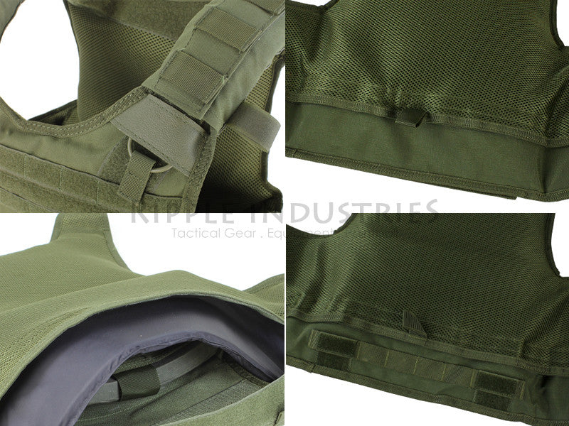 Condor - Coyote Brown - Enforcer Releasable Plate Carrier