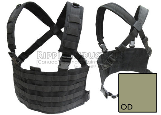 Condor - Olive - MCR4 Ops Chest Rig