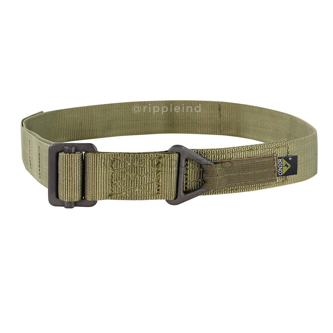 Condor - Tan - Rigger Belt - Ripple Industries Ltd. 97f79944ea