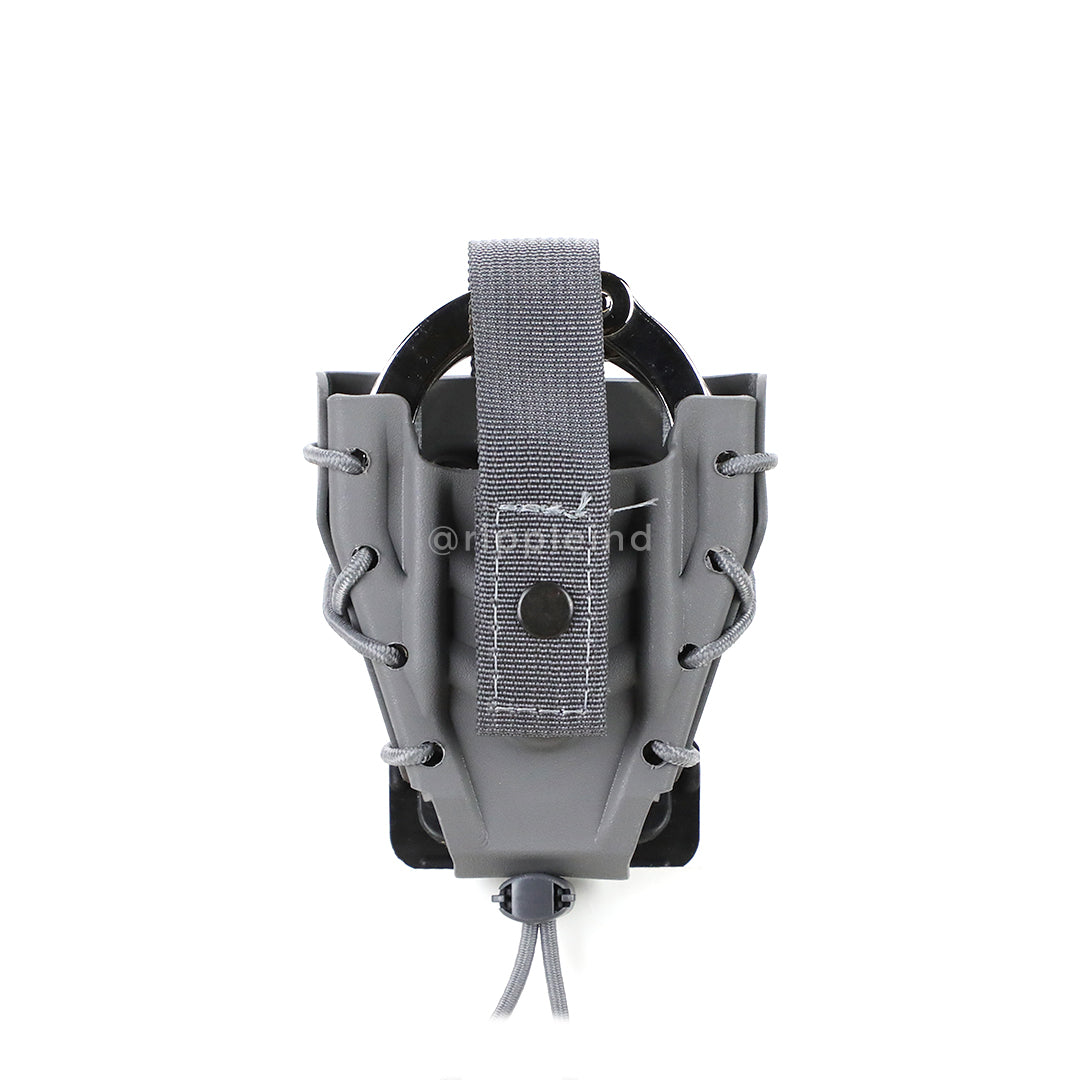 HSGI - Wolf Grey - Kydex Handcuff Taco