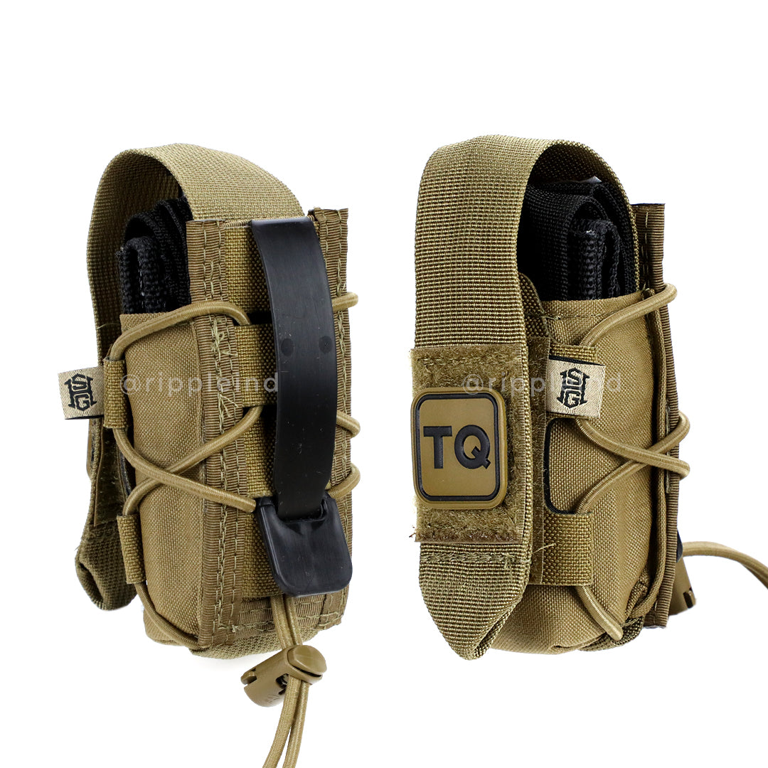HSGI - Multicam Black - Tourniquet Taco