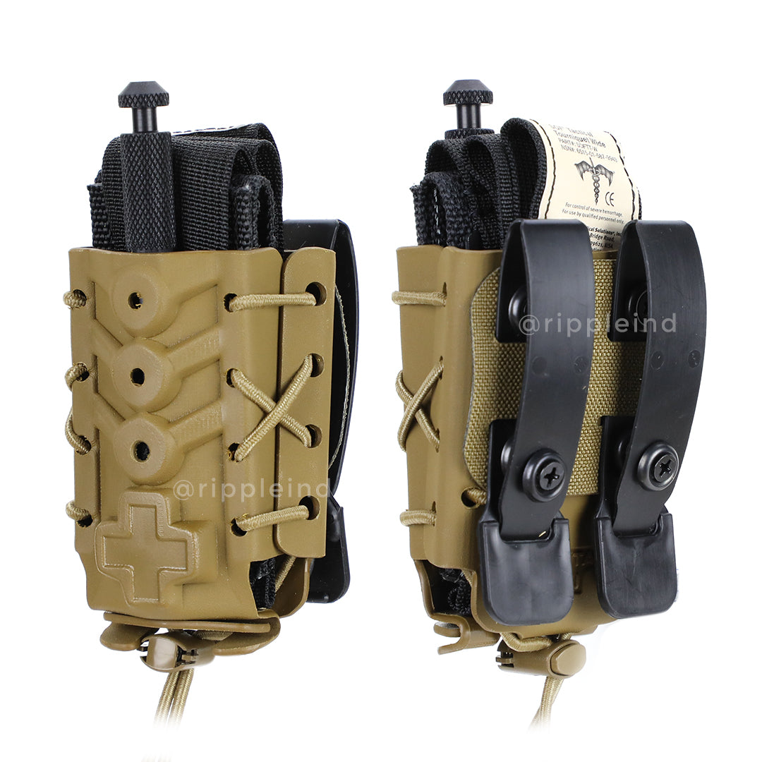 HSGI - Olive - Kydex Tourniquet Taco