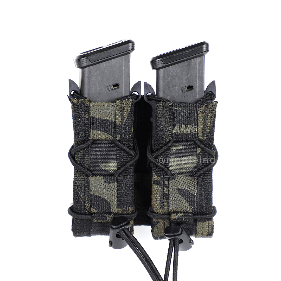 HSGI - Multicam Black - Pistol Taco (Double)
