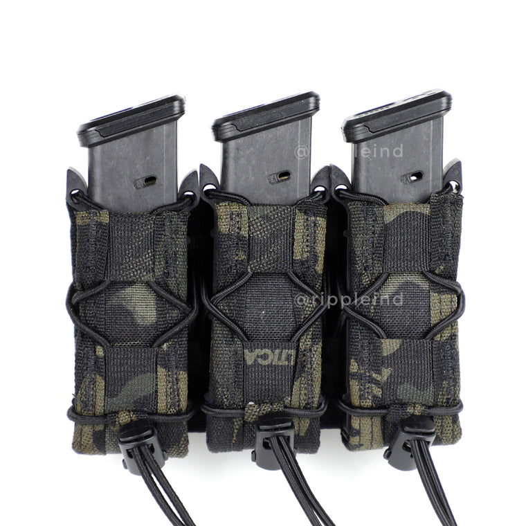 HSGI - Multicam Black - Pistol Taco (Triple)