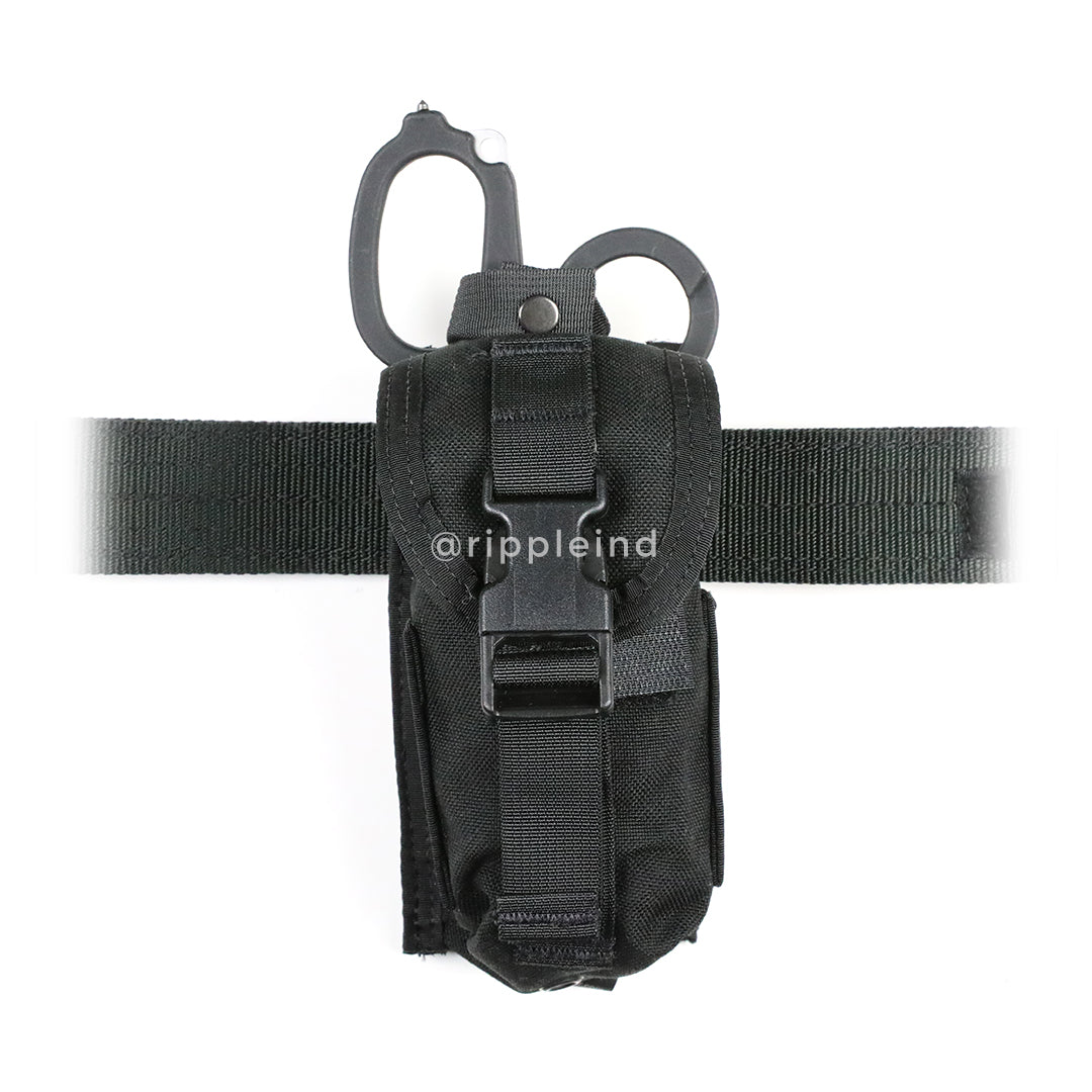 HSGI - Black - BELT MOUNT (ABM) Bleeder Blowout Pouch