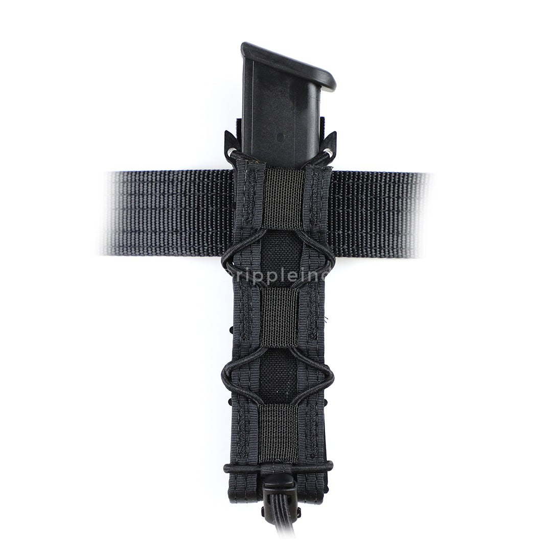 HSGI - Black - BELT MOUNT Extended Pistol Taco (Single)